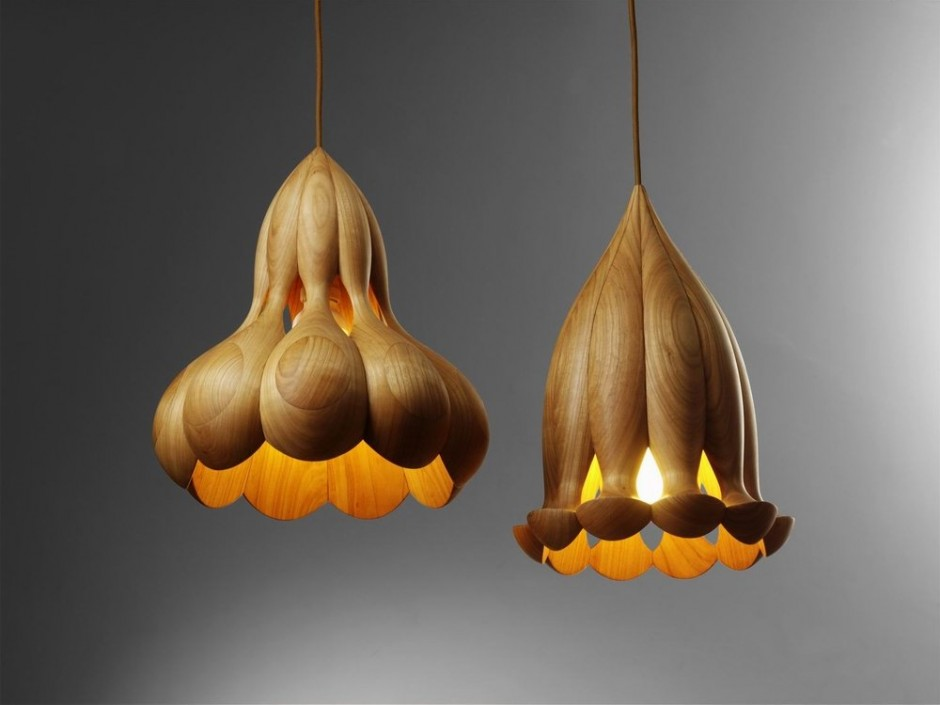 Hydro Lamps by Laszlo Tompa