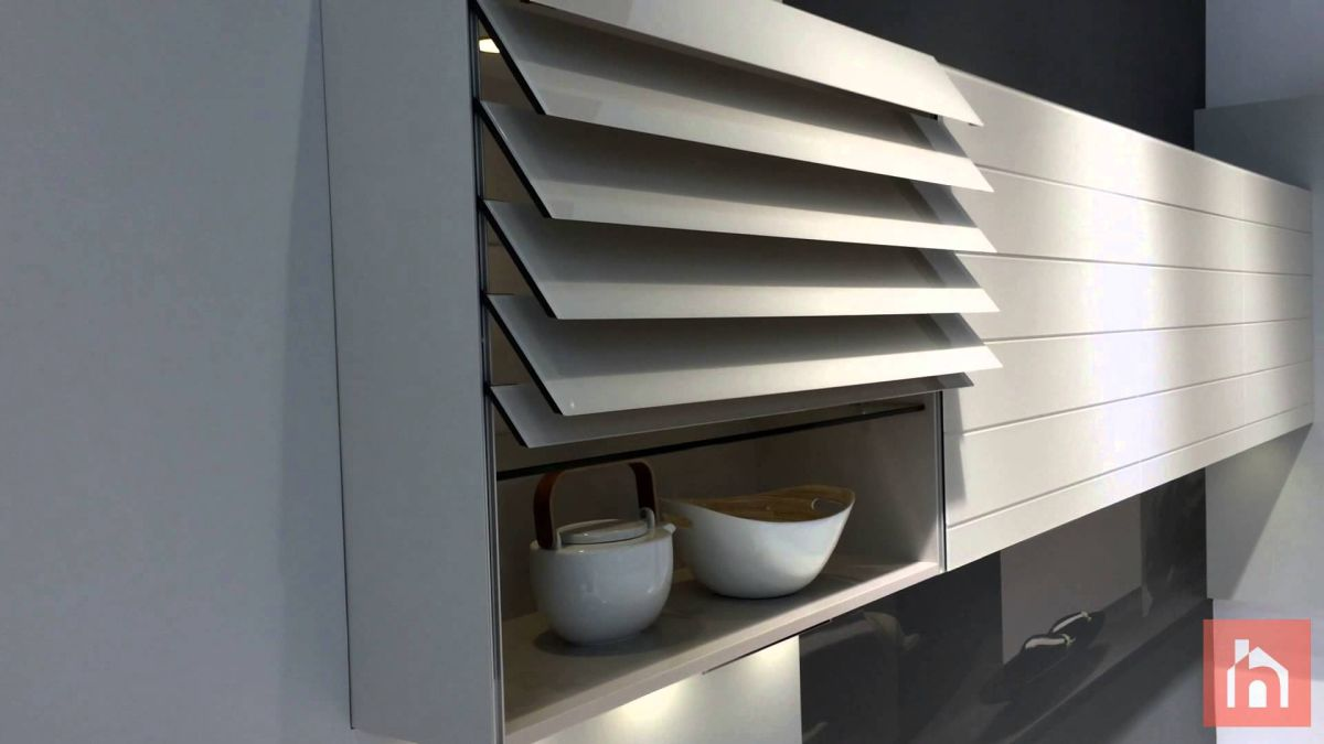 Foldable Kitchen Door