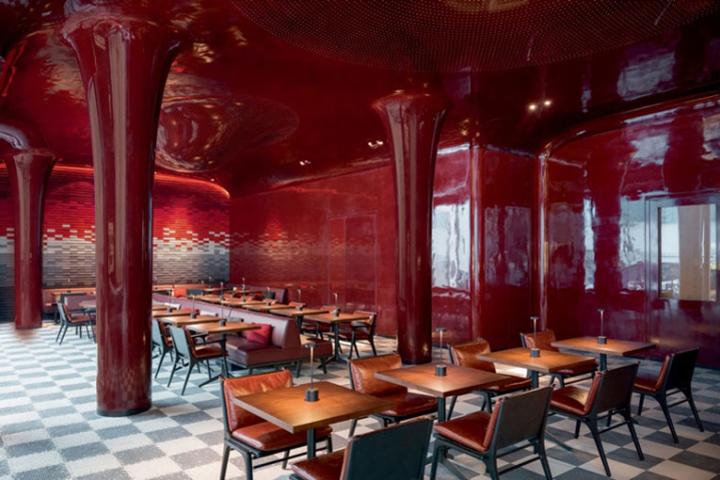 Les Bains by RDAI Restaurant
