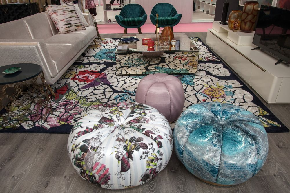 An In Depth Look At The Popular Round Ottoman And Its Origin