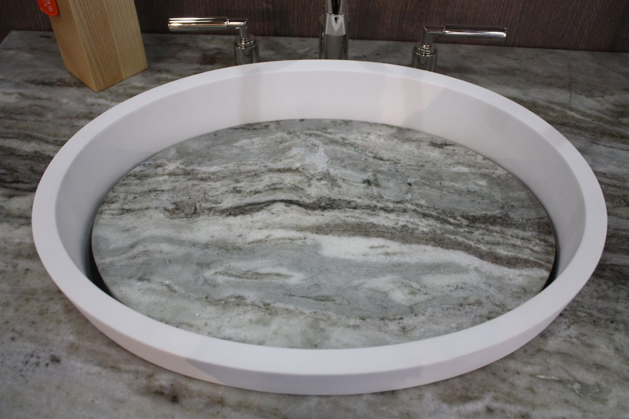 The Continuum sink from MTI is truly special.