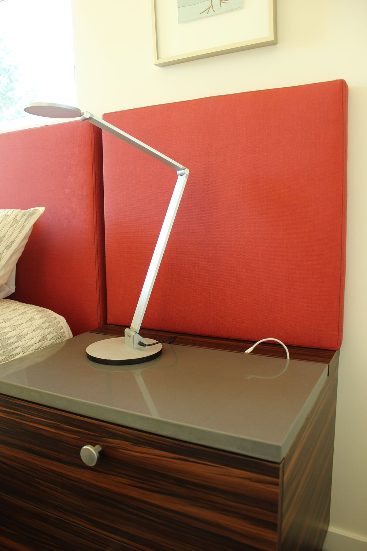Master Bedroom Phone Charger