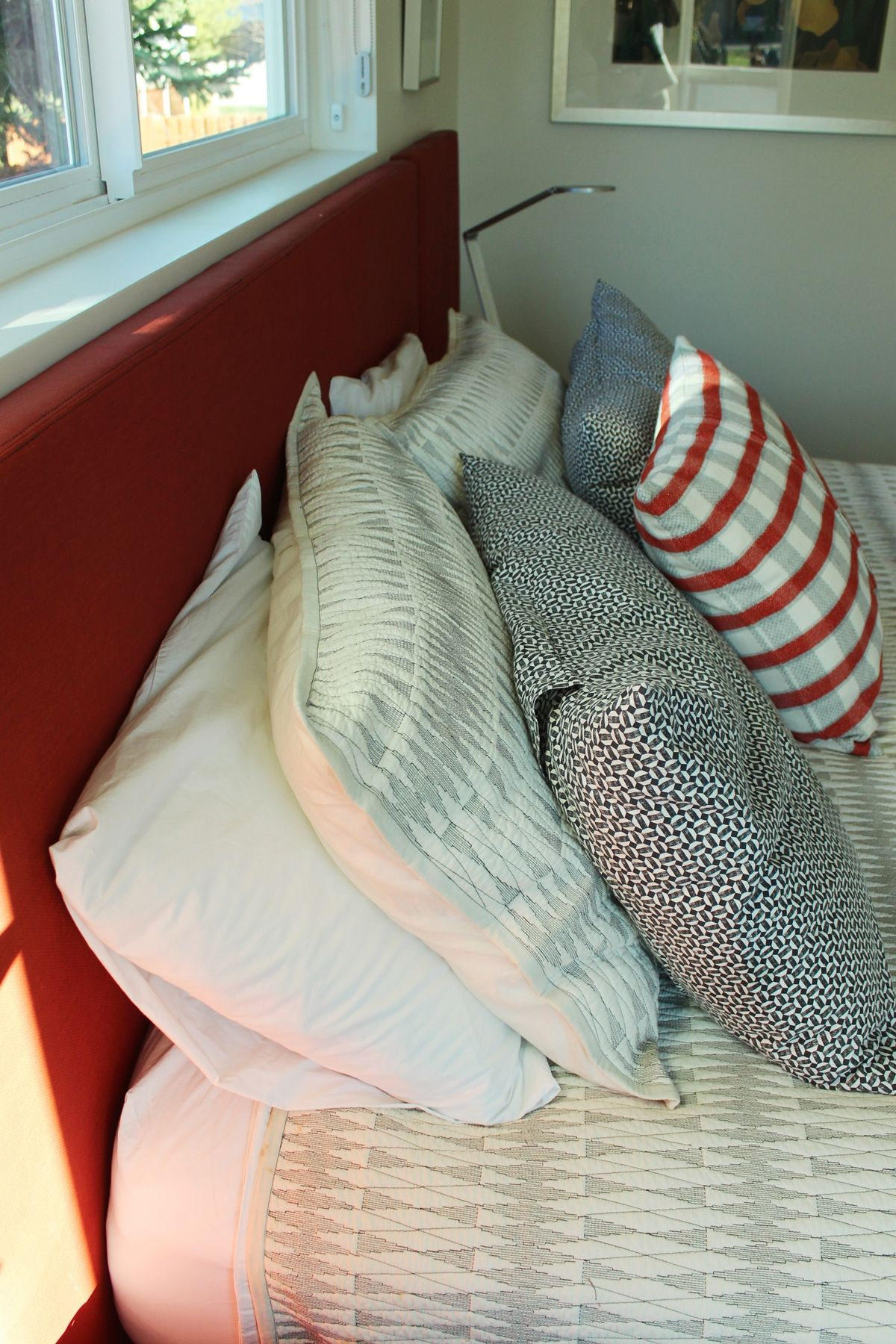 Master Bedroom Pillows