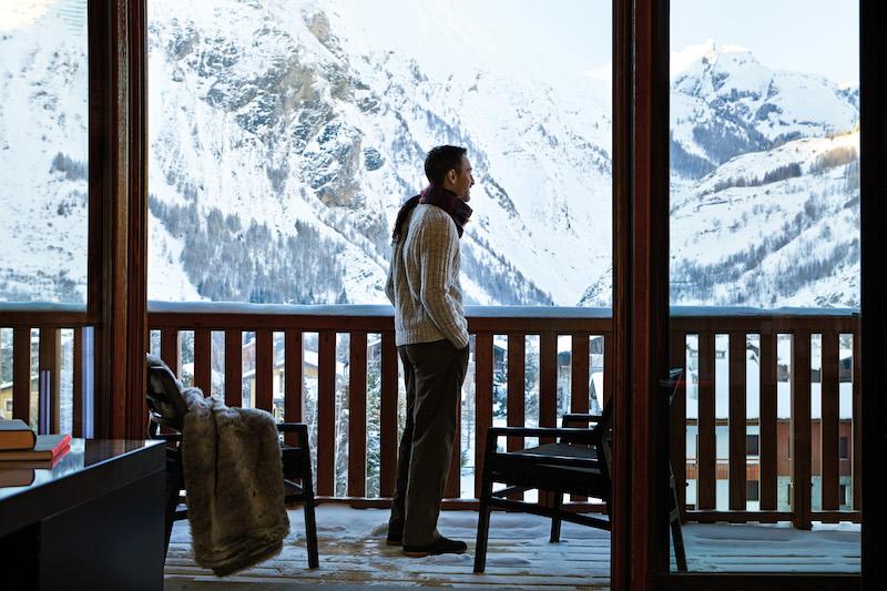 Nira Montana Hotel Balkonmöbel