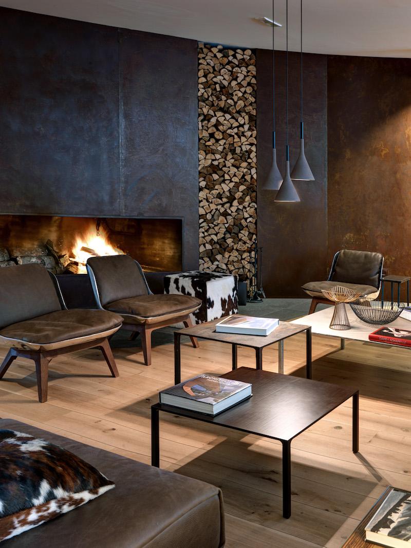 Nira Montana Hotel Brennholznische