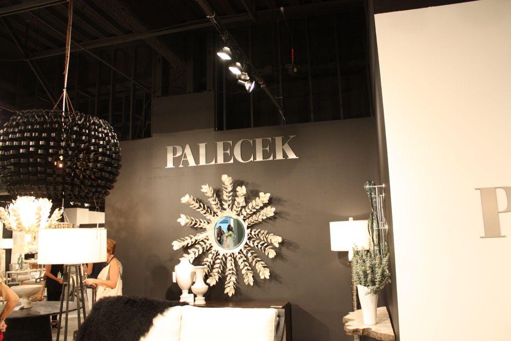 Palechek Mirror Wall Art - Accent Wall