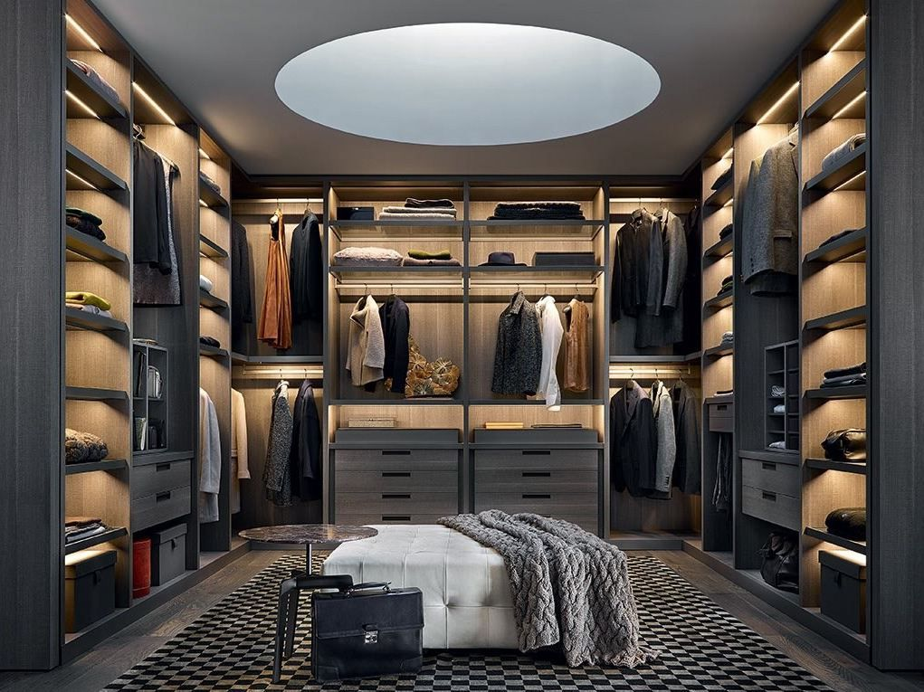 How to pick the closet system that best suits your style