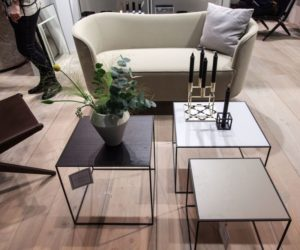How To Group Coffee Tables Into Clusters For A Sophisticated Effect