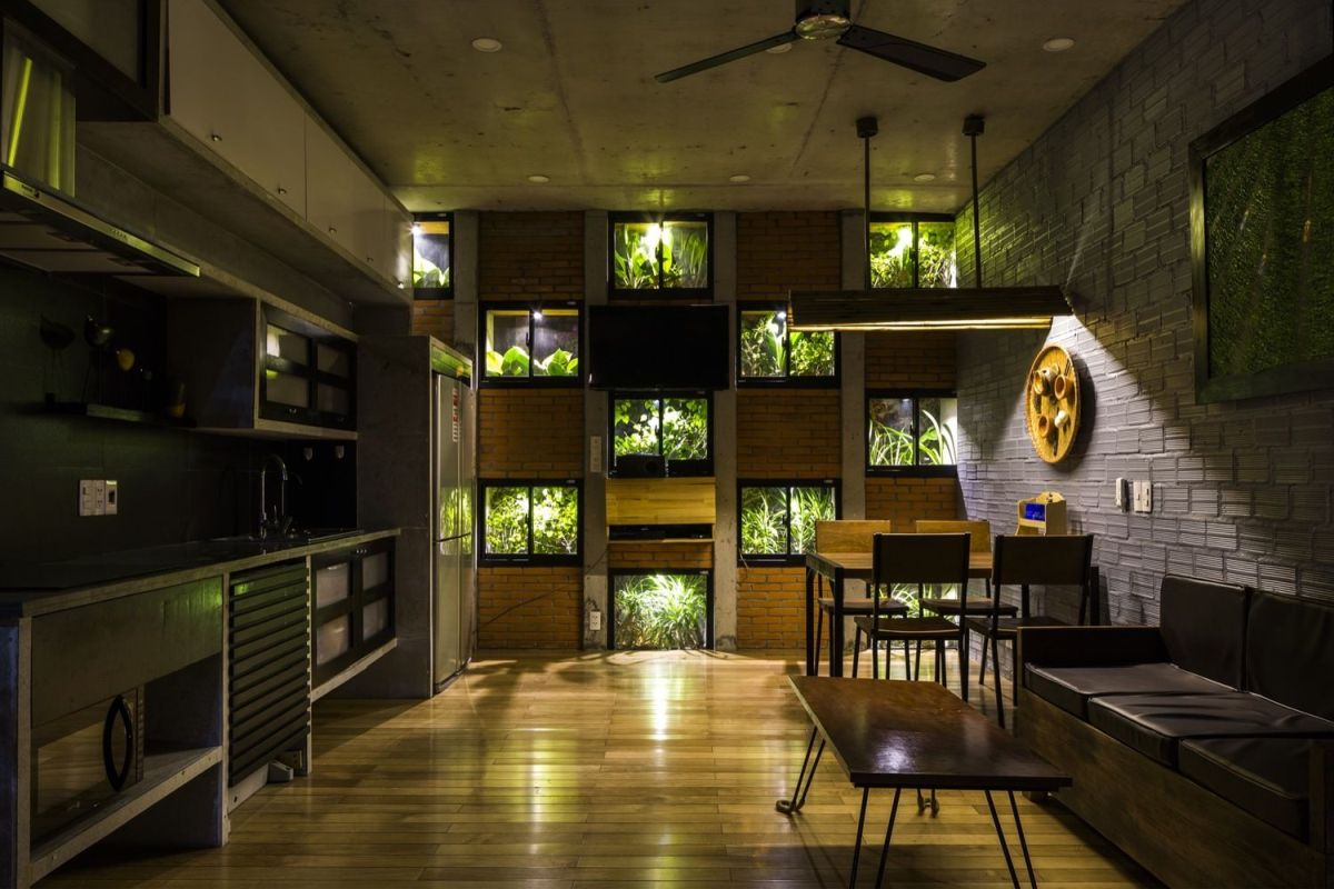 Resort in House from ALPES Green Design & Build Interior
