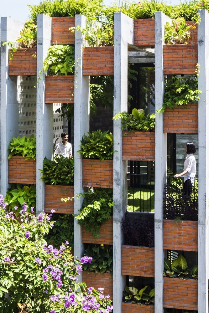 Resort in House from ALPES Green Design & Build facade