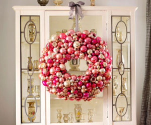 How To Include Pantone's Rose Quartz In Your Christmas Decor