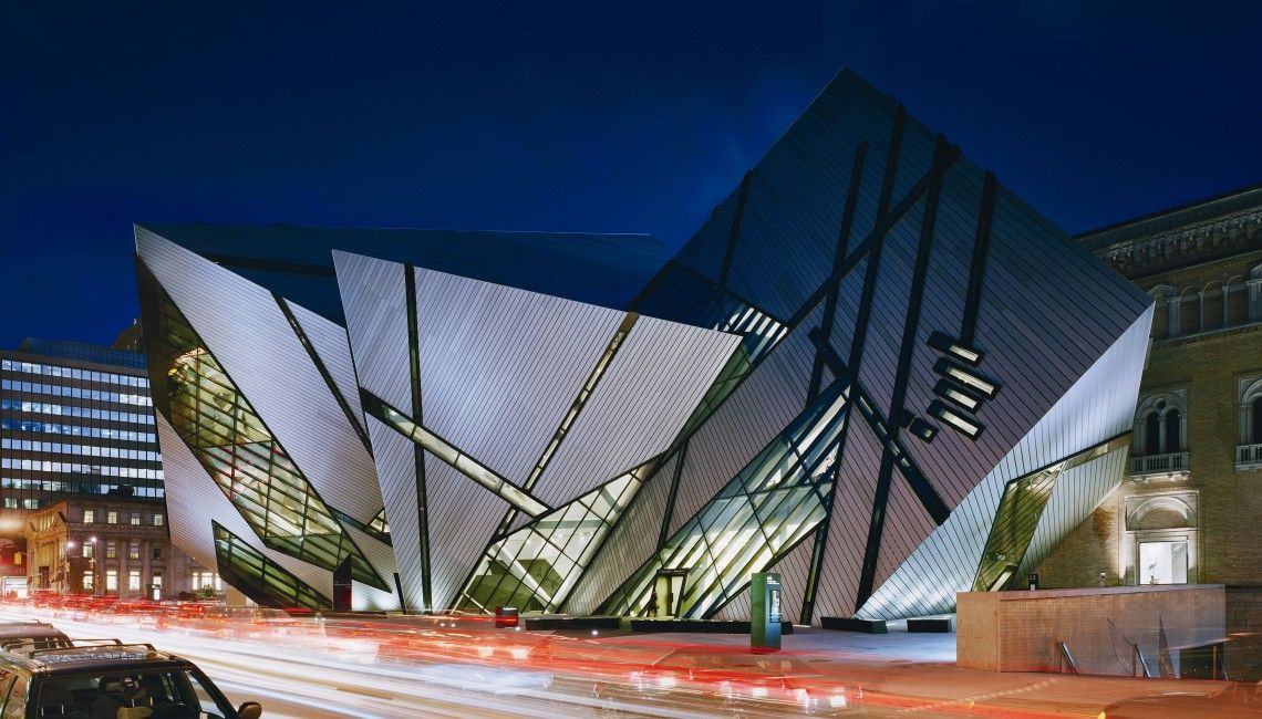 Royal Ontario Museum Design Architecture