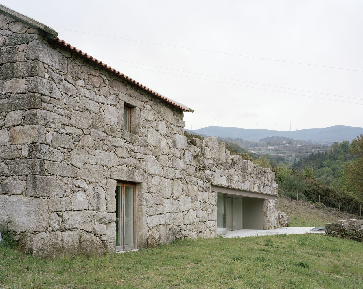Ruins House in Melgaço from Nuno Brandão Costa