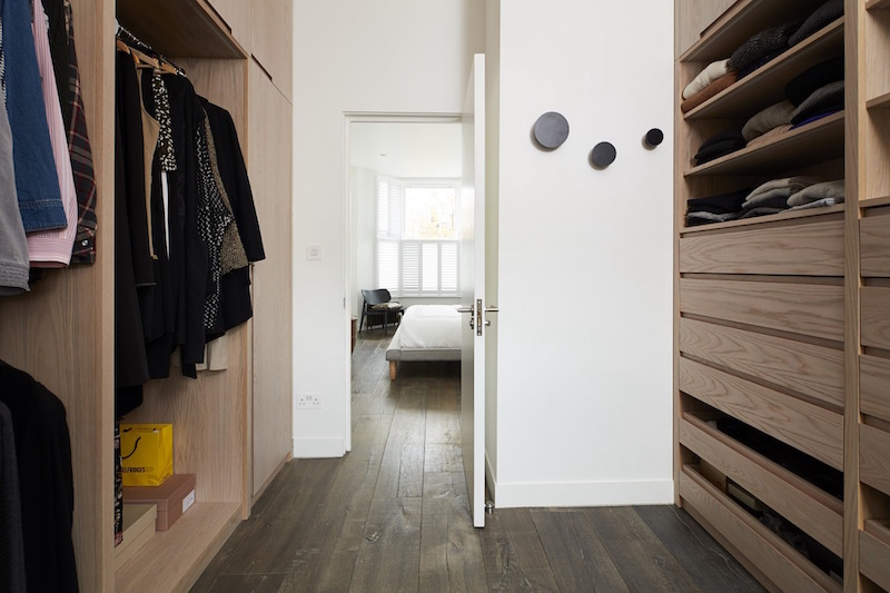 Scenario Architects Design Their Own Home In London