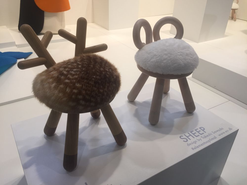 Sheep by Takeshi Sawada - Many of us use sheepskin