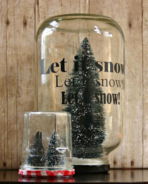 Snow Globe DIY
