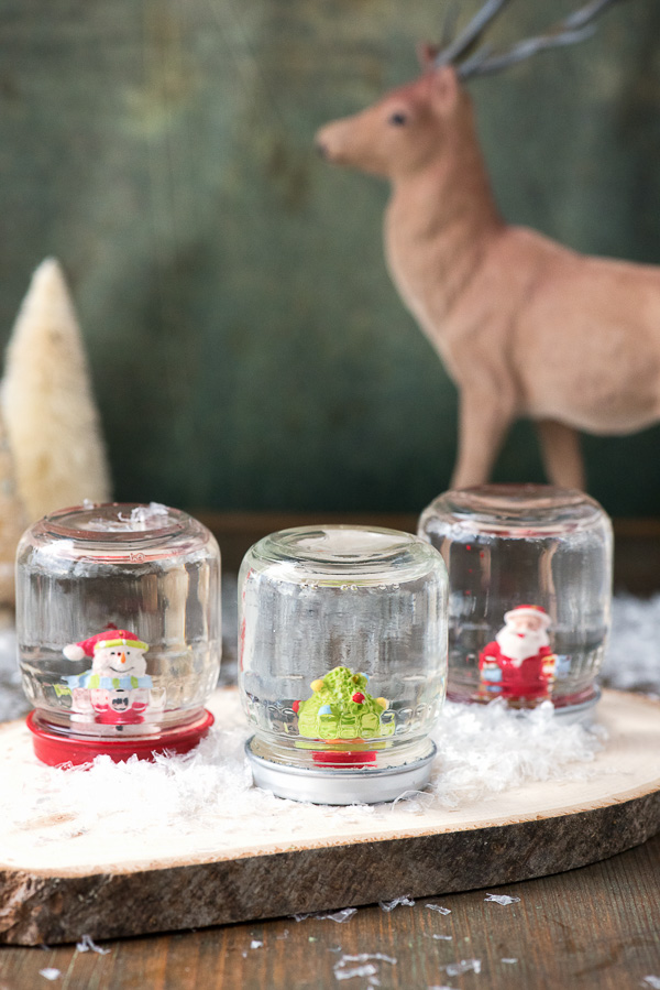 Snow Globes For Christmas