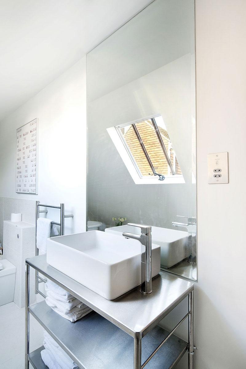 St Johns Ambulance bathroom vanity