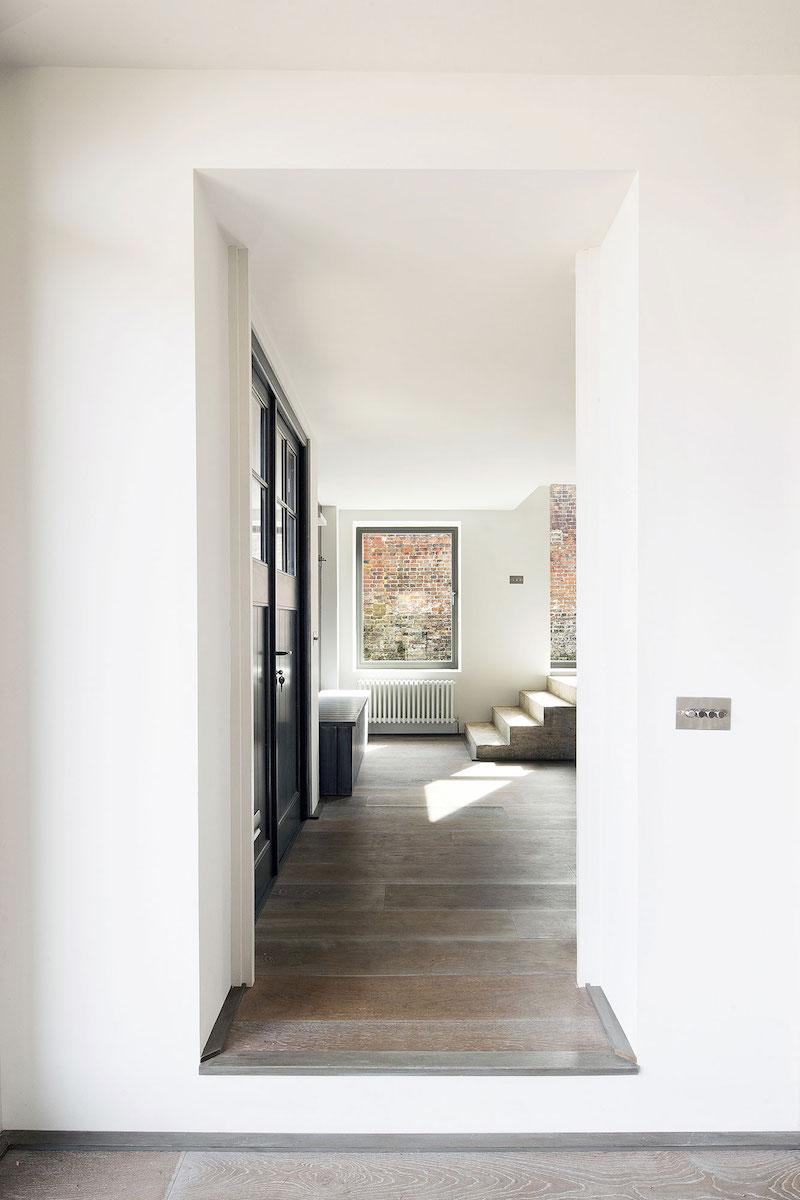 St Johns Ambulance oak floors