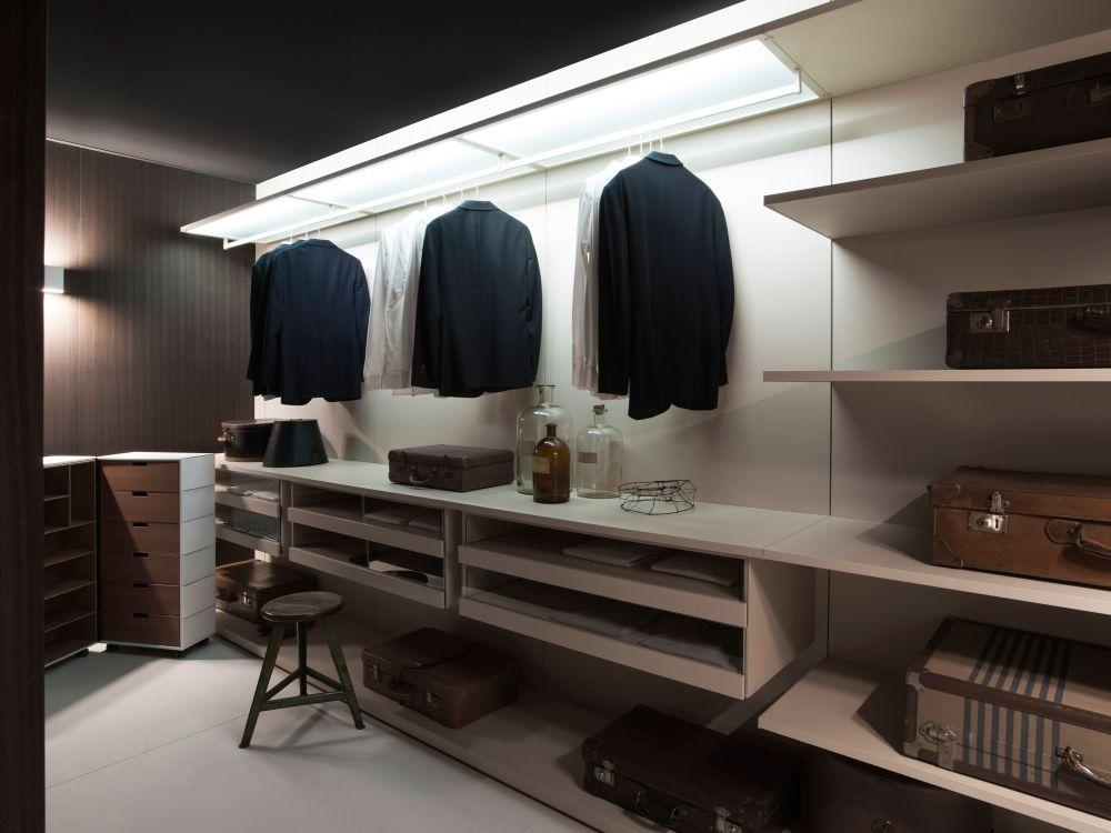 Storage Organization and Systems by Porro storage wardrobe Boiserie