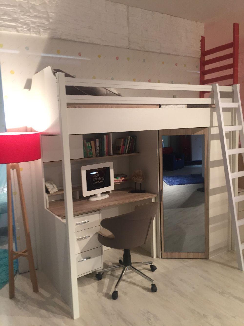 Study Hall Bed - kids room