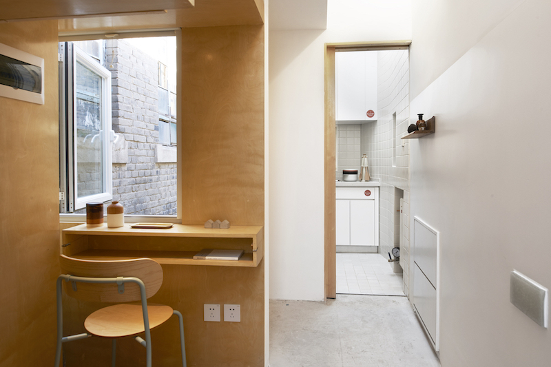 Tiny house in Dongcheng kitchen