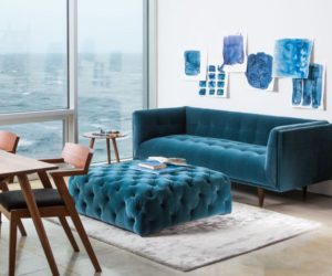 10 Velvet Sofas To Put In Your Living Room Immediately