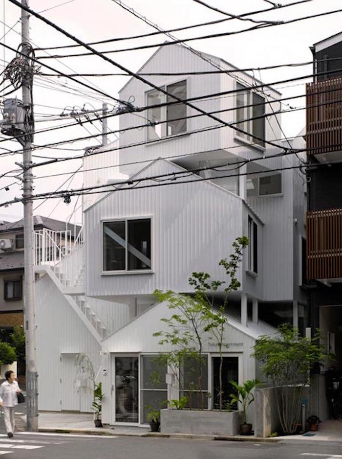 TOKYO APARTMENT JAPAN SOU FUJIMOTO ARCHITECT