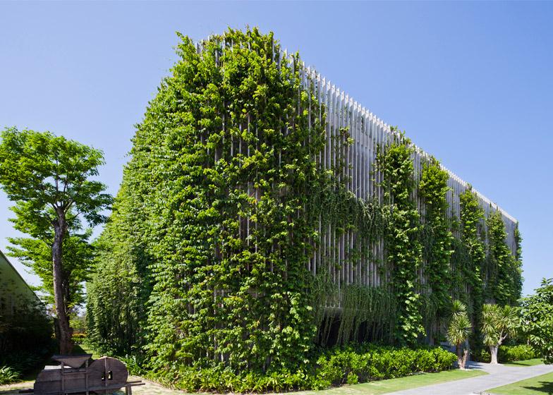 Vo Trong Nghia Architects Naman Retreat