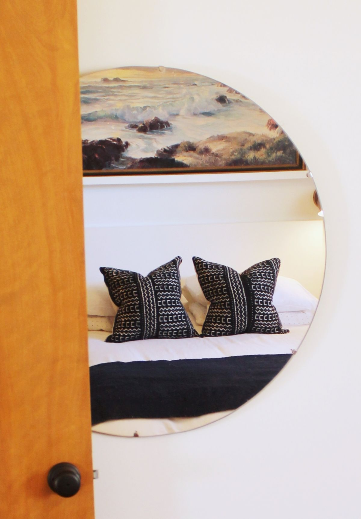 Wall decoration and mirrors