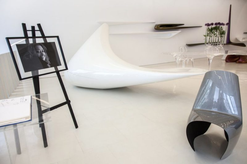 The Zaha Hadid Seamless Collection And Its Unique Design Language