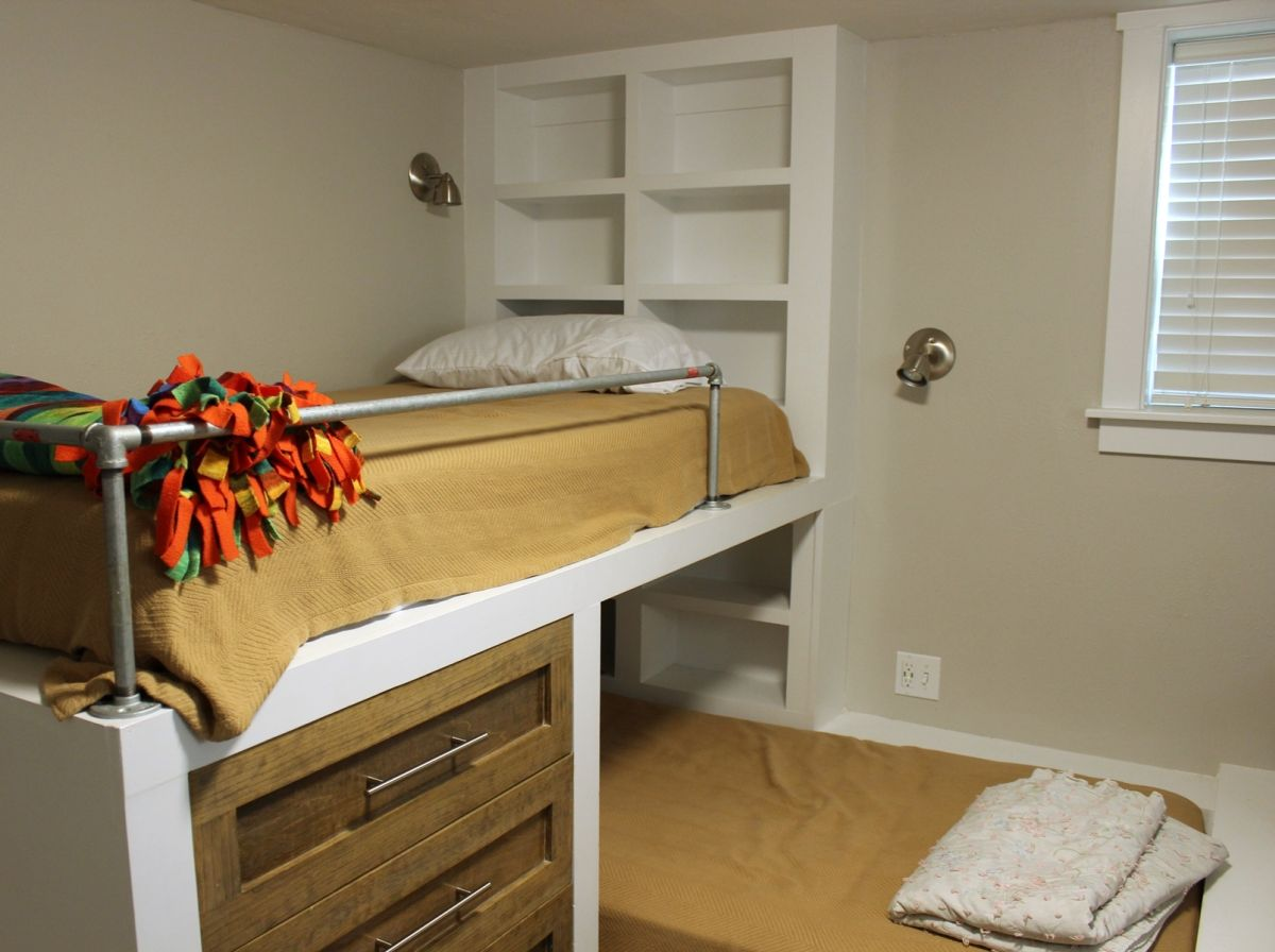 kid-centered guest bedrooms