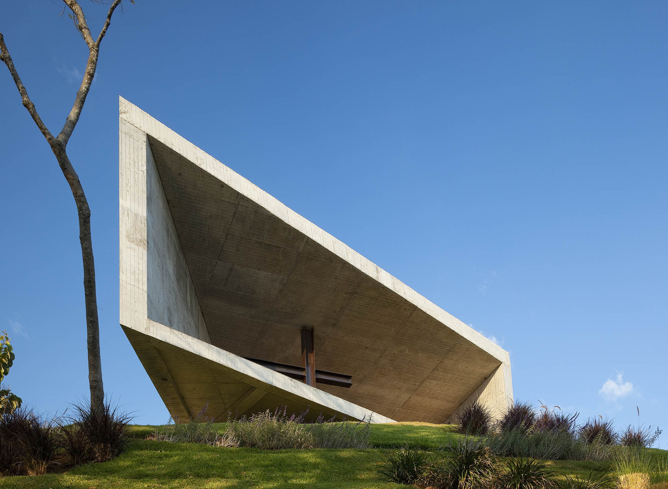 Architecture Cardedeu Chapel