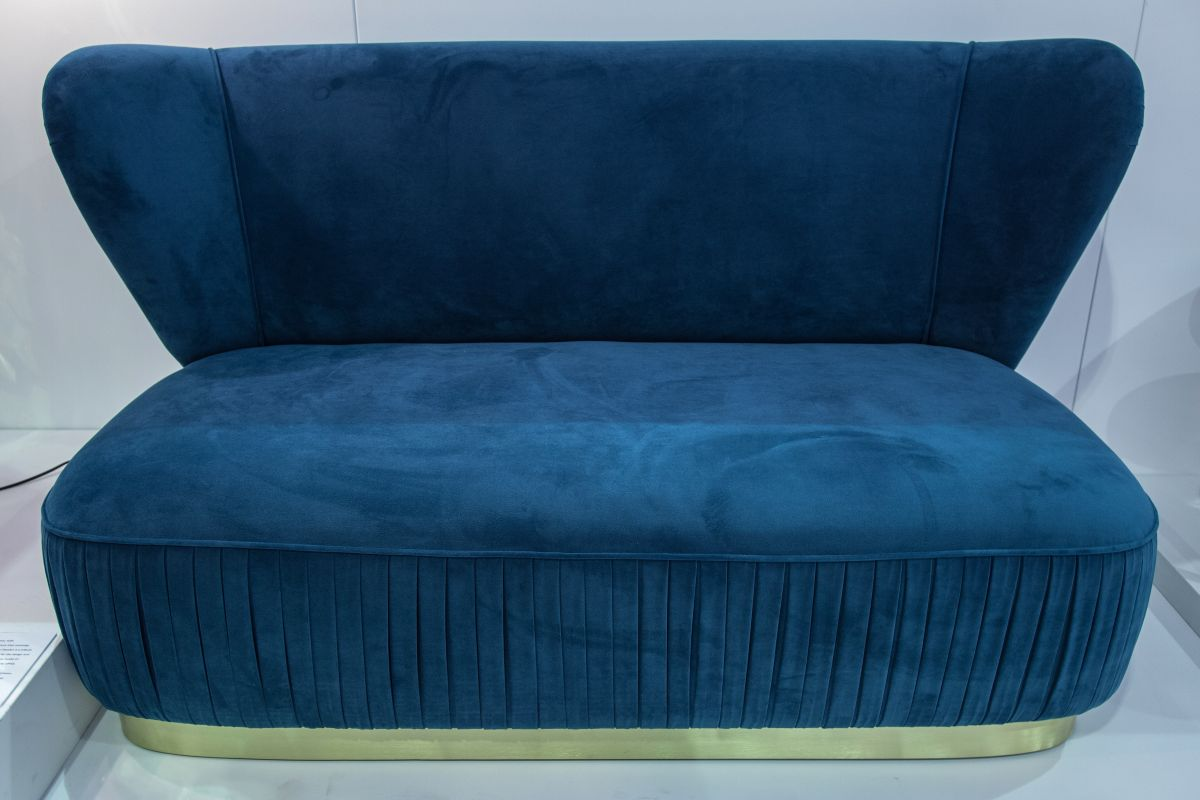 Think Outside The Box With An Armless Sofa or Loveseat