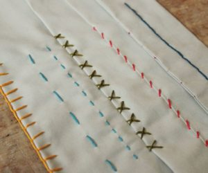 How to Sew: Six Basic Hand Stitches