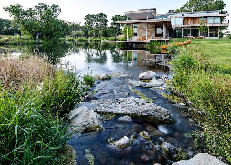 Big Timber Riverside Ranch river stones