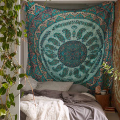 20 Tips To Turn Your Bedroom Into A Bohemian Paradise Gallery