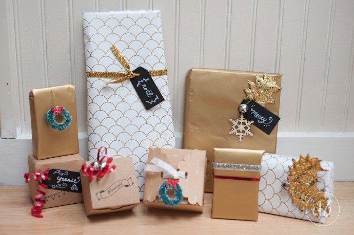 Brown Paper for Christmas Gifts