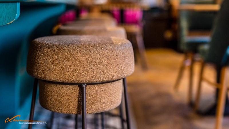 Bujole restaurant cork seat