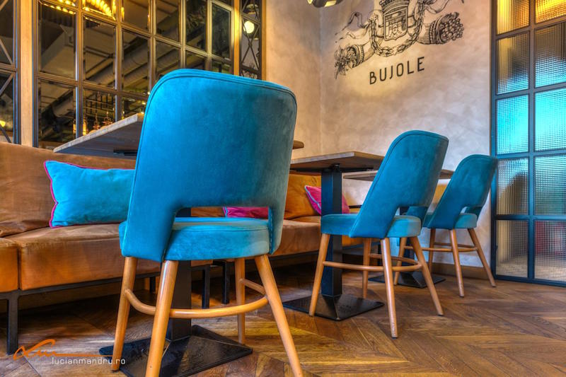 Coffee Place By Day Restaurant By Night At Bujole In Cluj