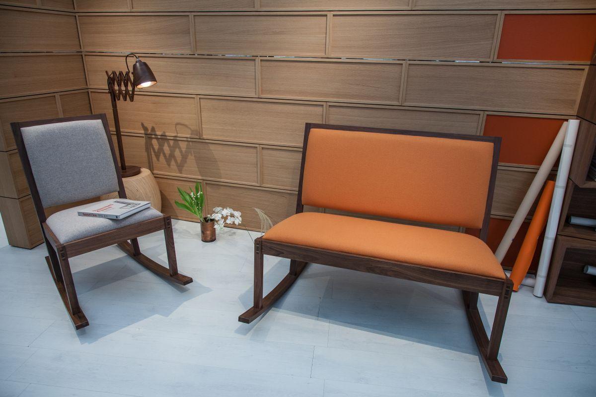 Chair and sofa Armless