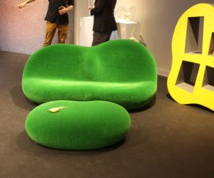 Designer Chairs and Sofas Featured at Miami Fair