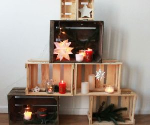 Fancy And Inventive DIY Decorations for a Merry Christmas