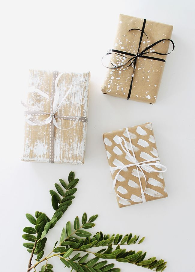 DIY Gift Wrap Ideas for Christmas