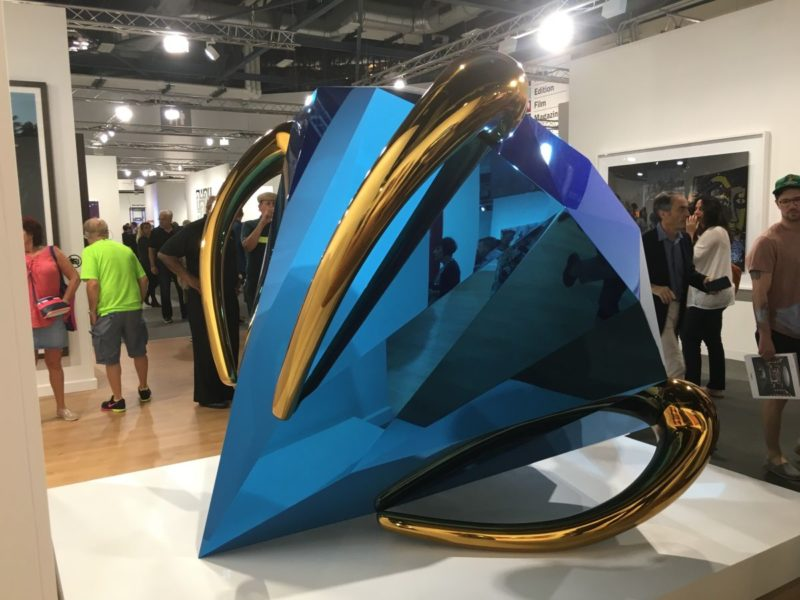 Inspiring Art Highlights from Art Basel 2016