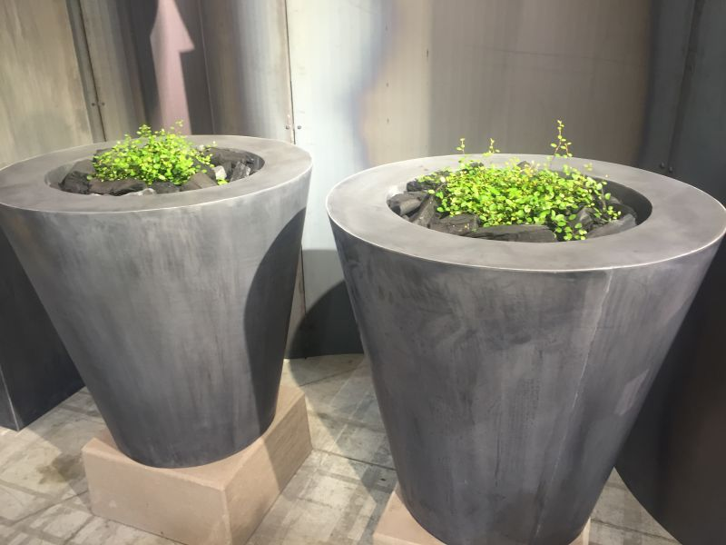 Greenery Large Pots - Planters