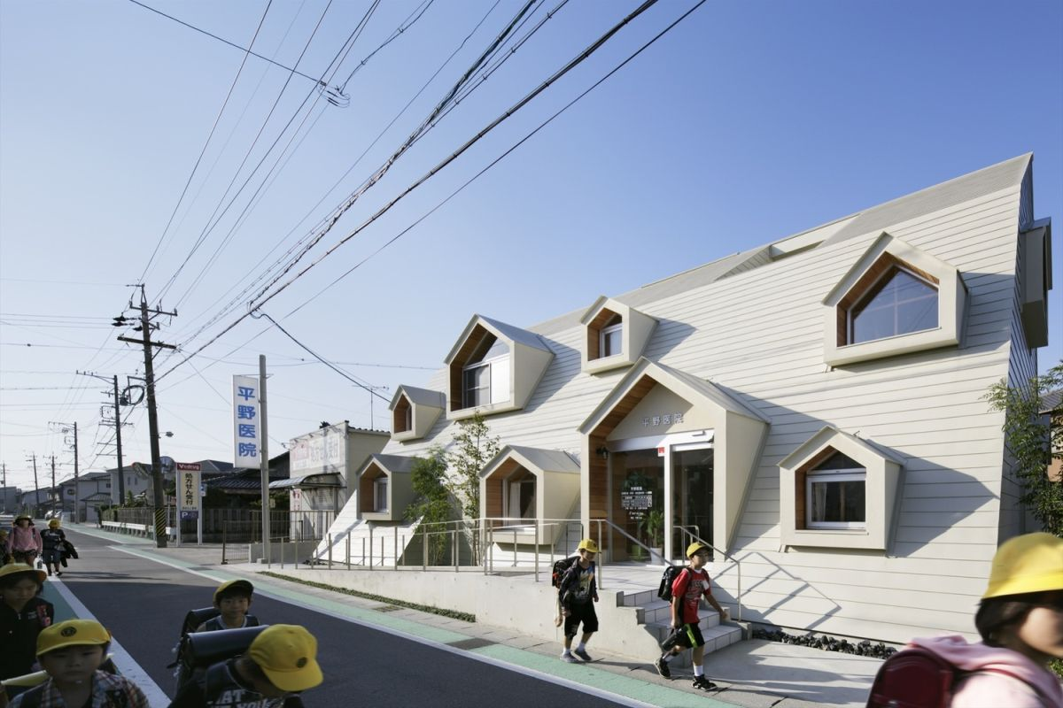 Hirano Clinic from TSC Architects