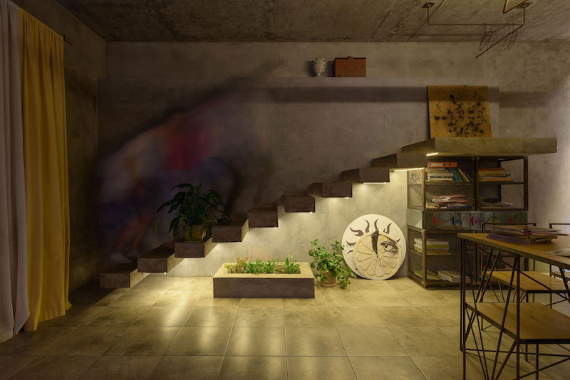 A house inspired by the persian culture dedicated to the sun - Appartement atypique studio persian primavera ...