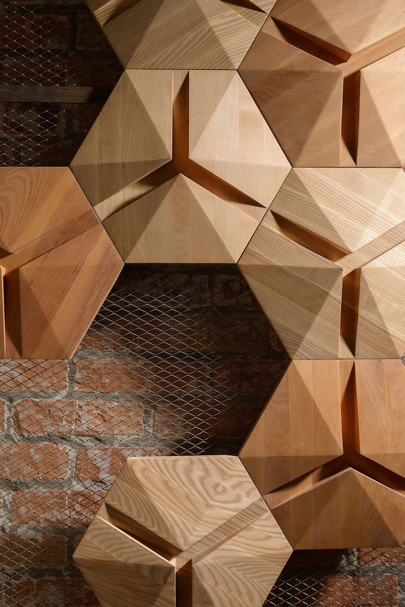 House of the Sun geometric decor