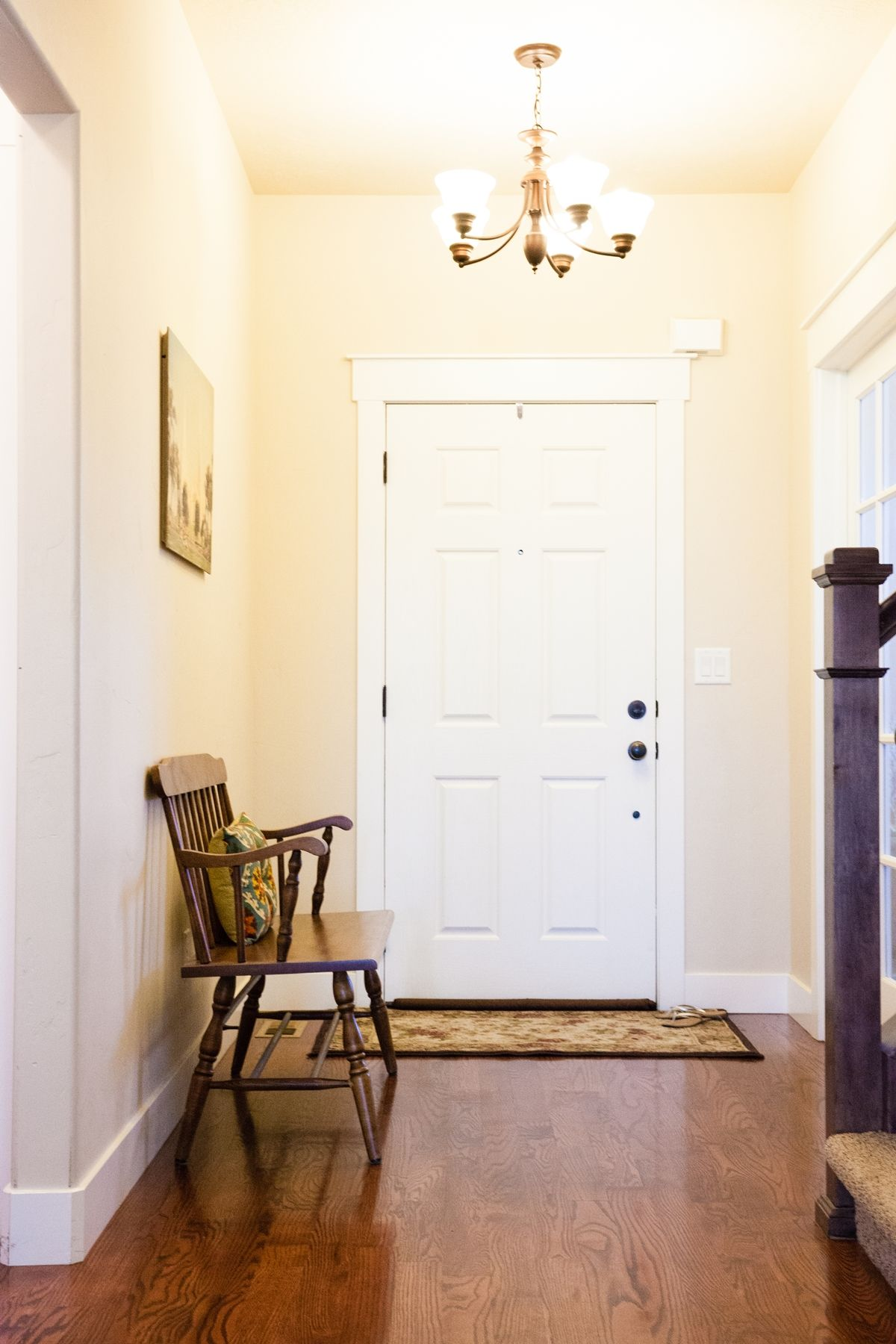 How to Decorate Entryway